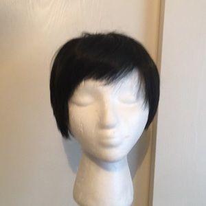 Synthetic short cut wig